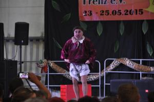 Showprogramm Frenz 2015