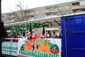 Umzug Dessau 2017